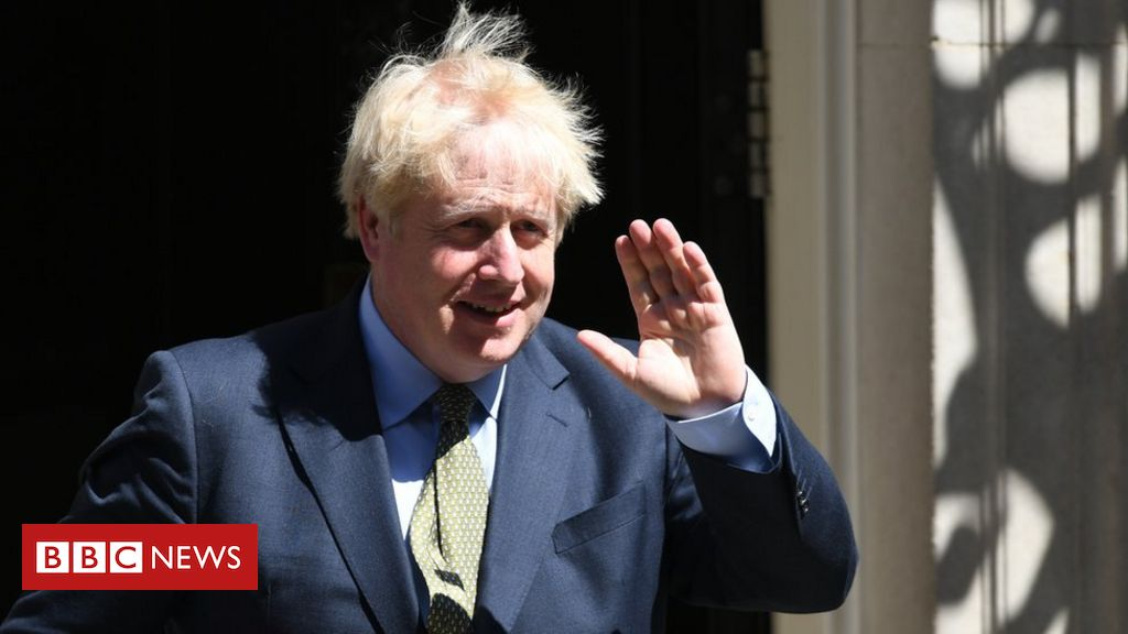 Coronavirus: Boris Johnson says response shows 'might of UK union'