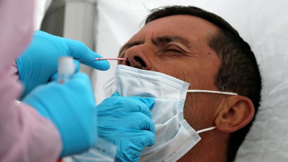 Coronavirus: New York numbers plummet as US deaths pass 130,000   Coronavirus pandemic News
