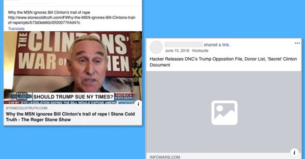 Facebook Removed Fake Accounts Connected To Roger Stone, Proud Boys, And PR Firms