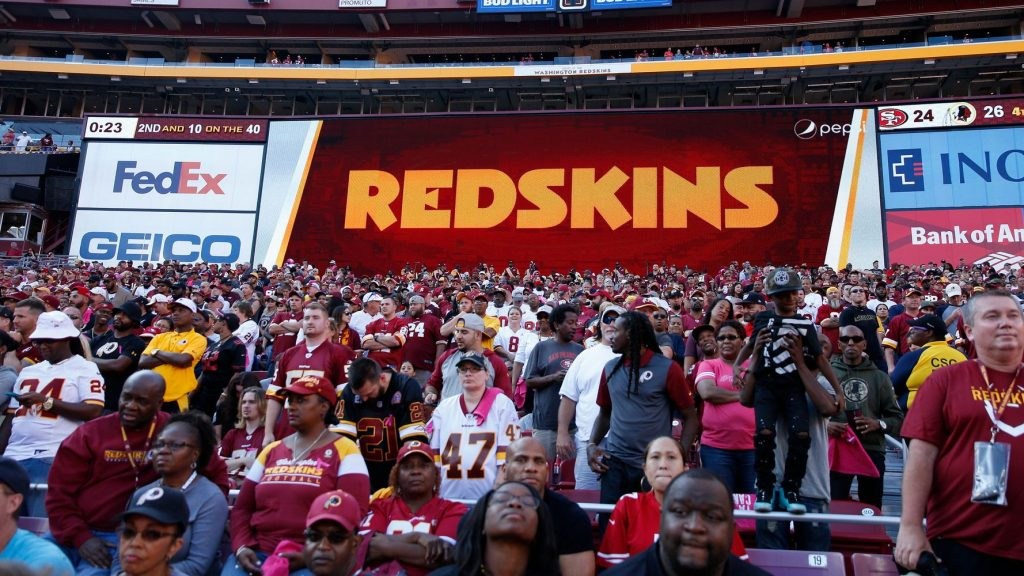 FedEx Calls On Washington Redskins To Change Team's Racist Name