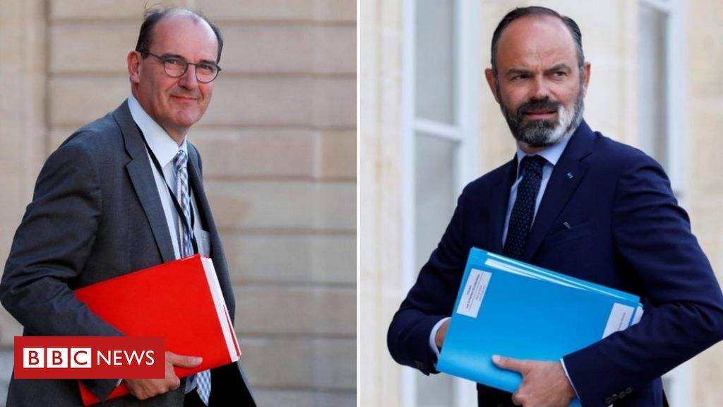 France's Macron picks Jean Castex as PM after Philippe resigns