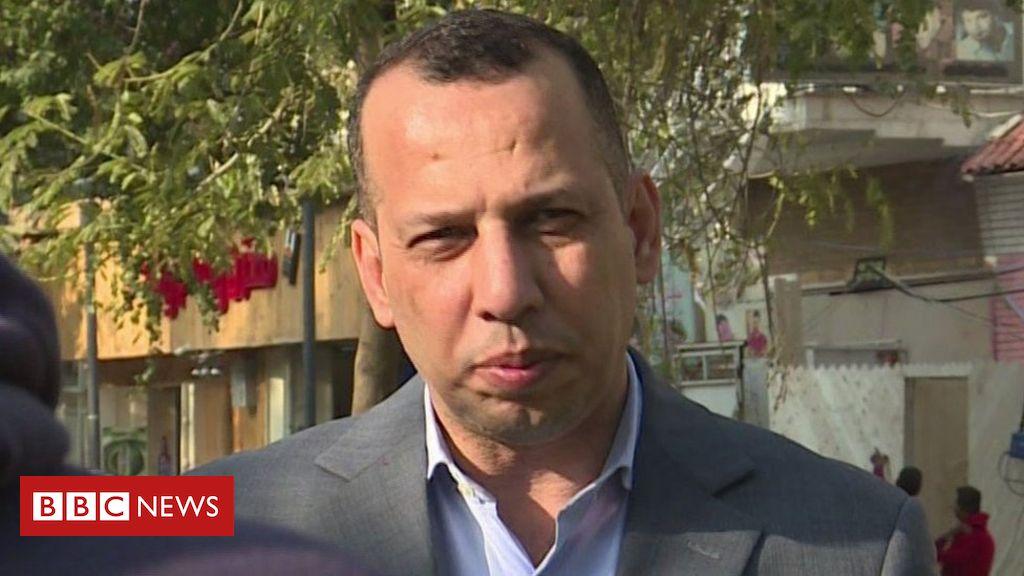 Hisham al-Hashimi: Leading Iraqi expert on armed groups killed in Baghdad