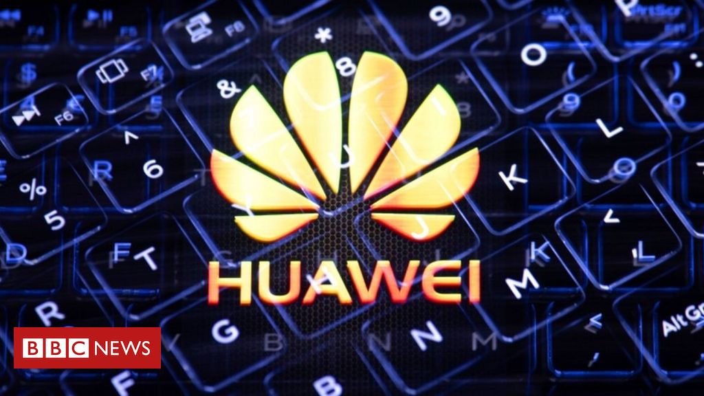 Huawei: UK government weighs up ban of Chinese firm's products