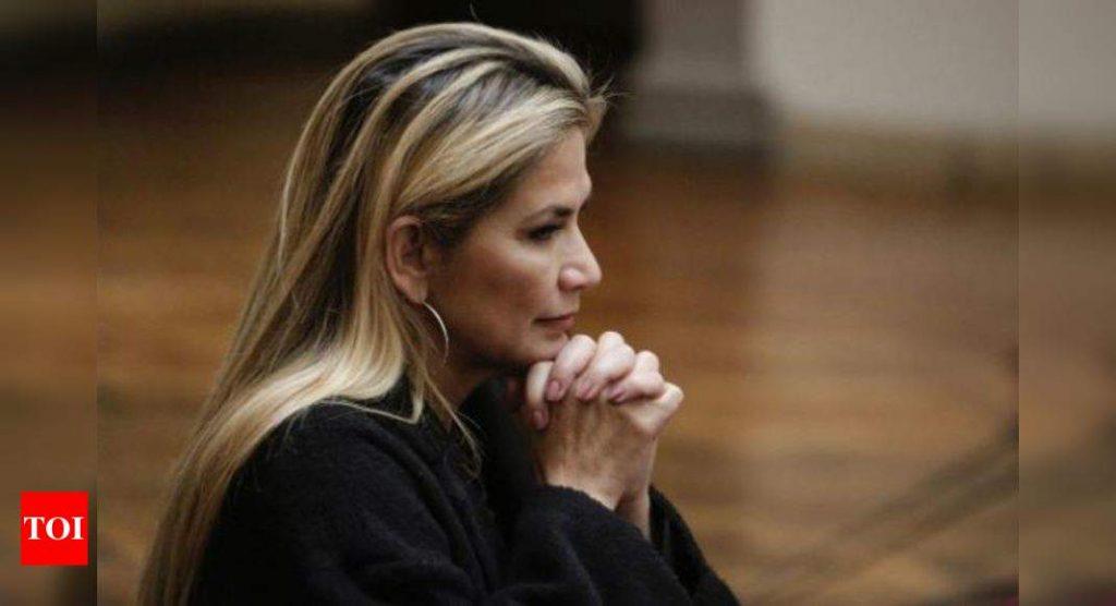 Jeanine Anez: Bolivia's President Anez has tested positive for coronavirus   World News