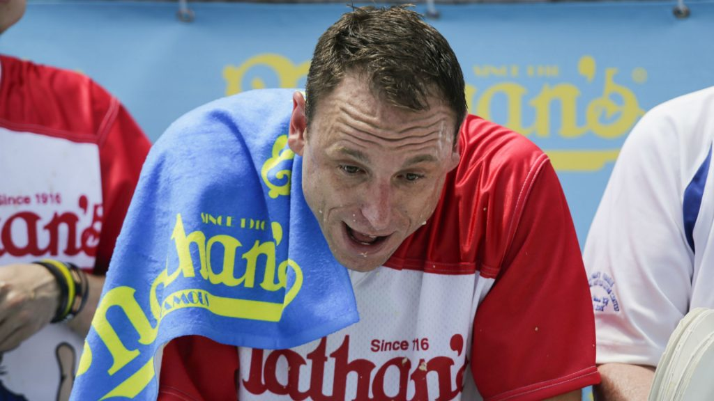 Joey Chestnut net worth: Updated career earnings, records for hot dog-eating king