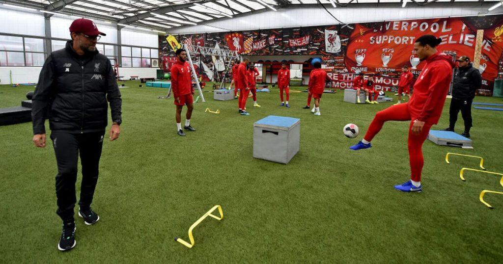 Jurgen Klopp's secret playmaker emerges in midst of remarkable Liverpool season