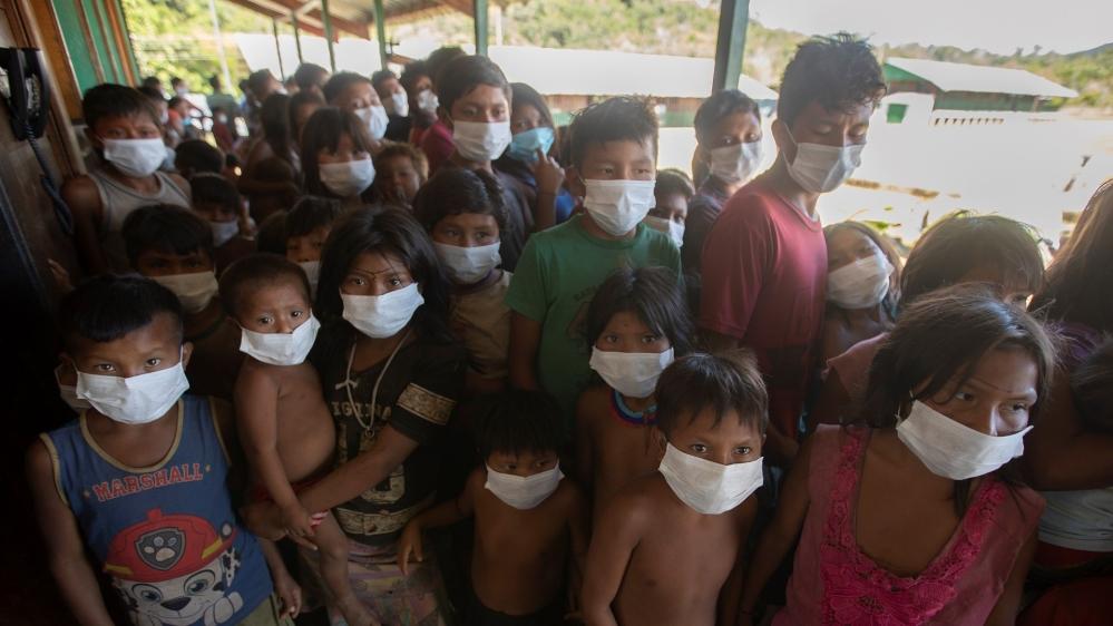 Active coronavirus cases worldwide hit 5.5 million: Live updates   News