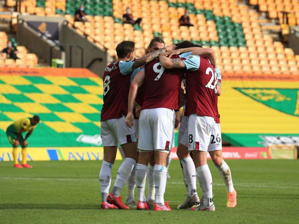 Norwich vs Burnley result: Premier League final score, goals and report