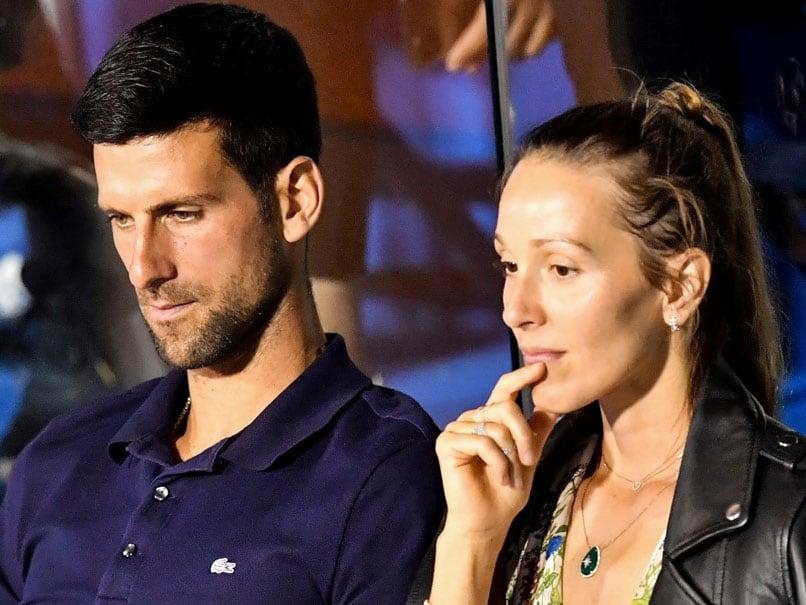 Novak Djokovic, His Wife Jelena Test Negative For Coronavirus