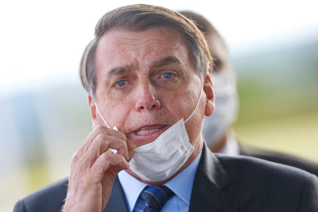 Novavax gets $1.6B vaccine boost as Brazil's Bolsonaro tests positive