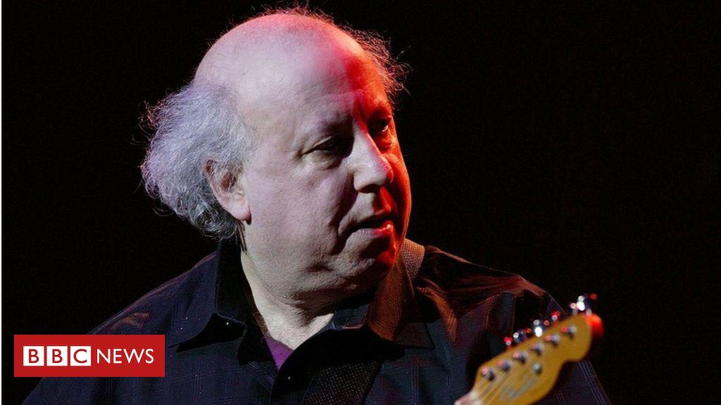 Peter Green: Fleetwood Mac co-founder dies aged 73