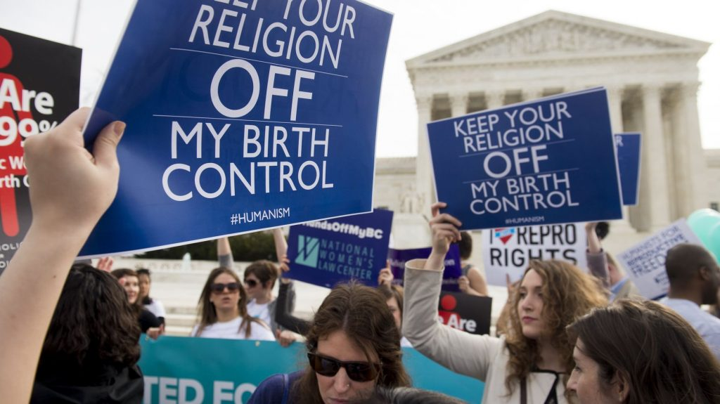 Supreme Court Says Employers May Deny Birth Control Coverage Over Religious Objections