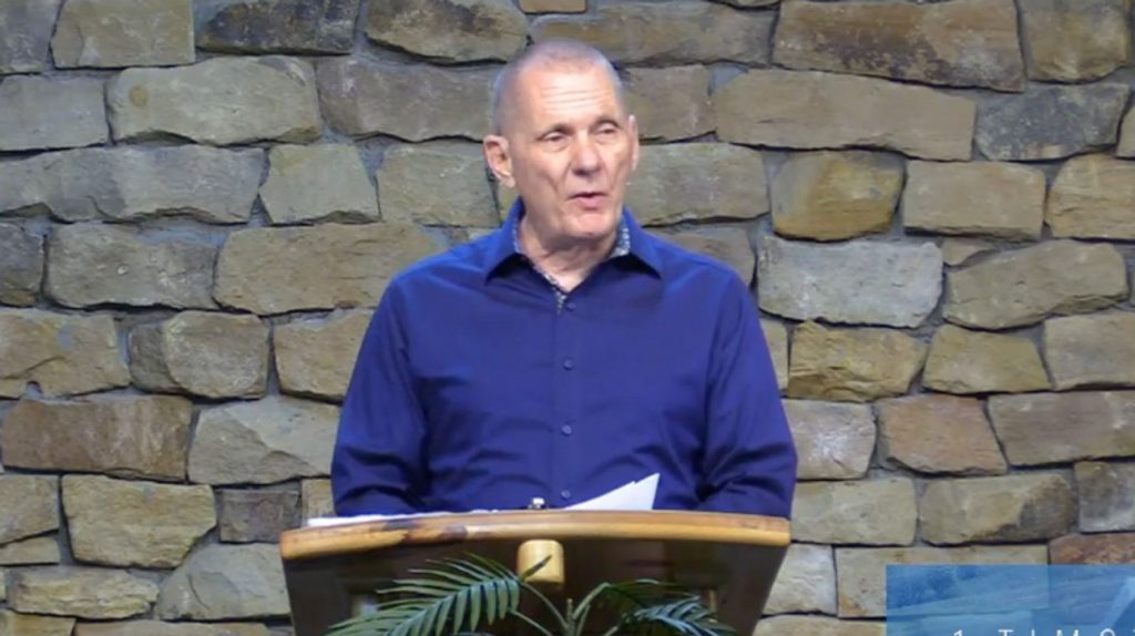 Texas Pastor Apologizes For Allowing Hugging At Church After Dozens Contract COVID-19