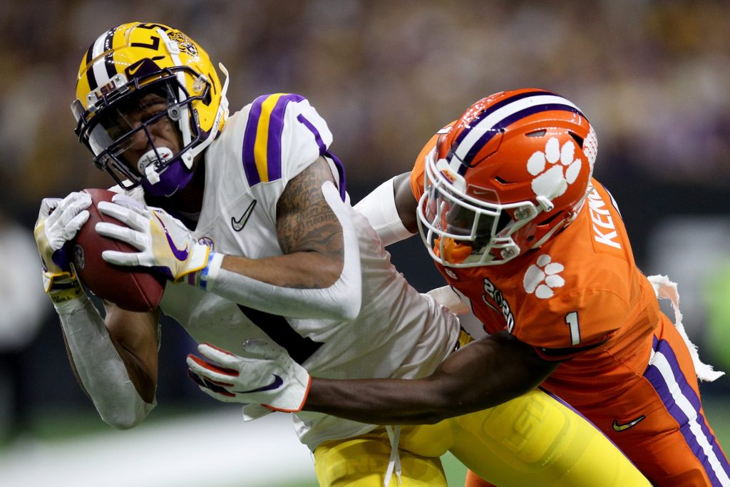 The best College Football Playoff contenders for every conference in 2020