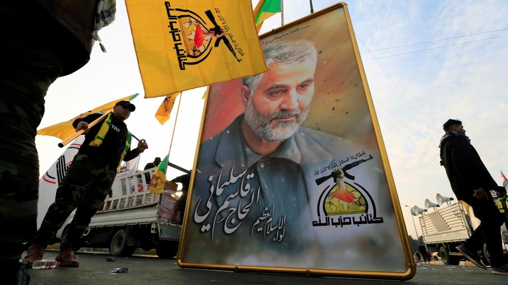 US denounces UN report on Iran general's 'unlawful' killing   US-Iran escalation News