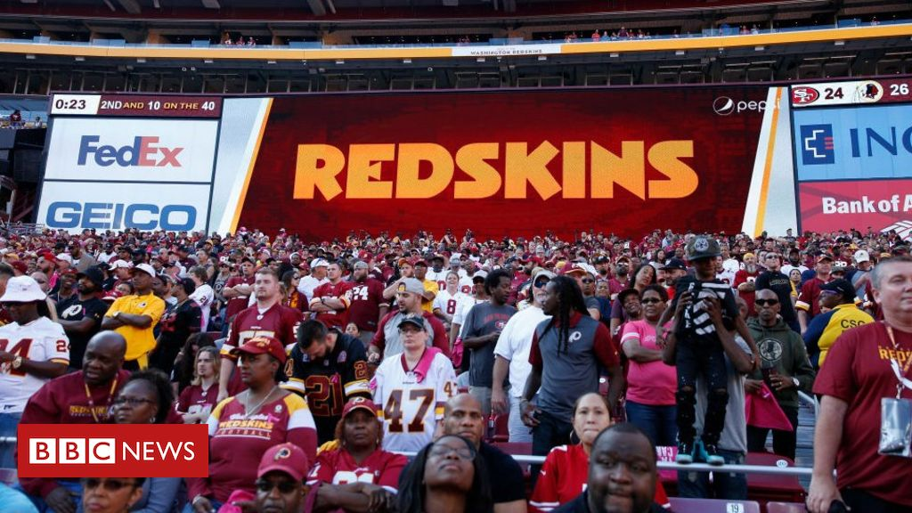 Washington Redskins to retire controversial team name following review