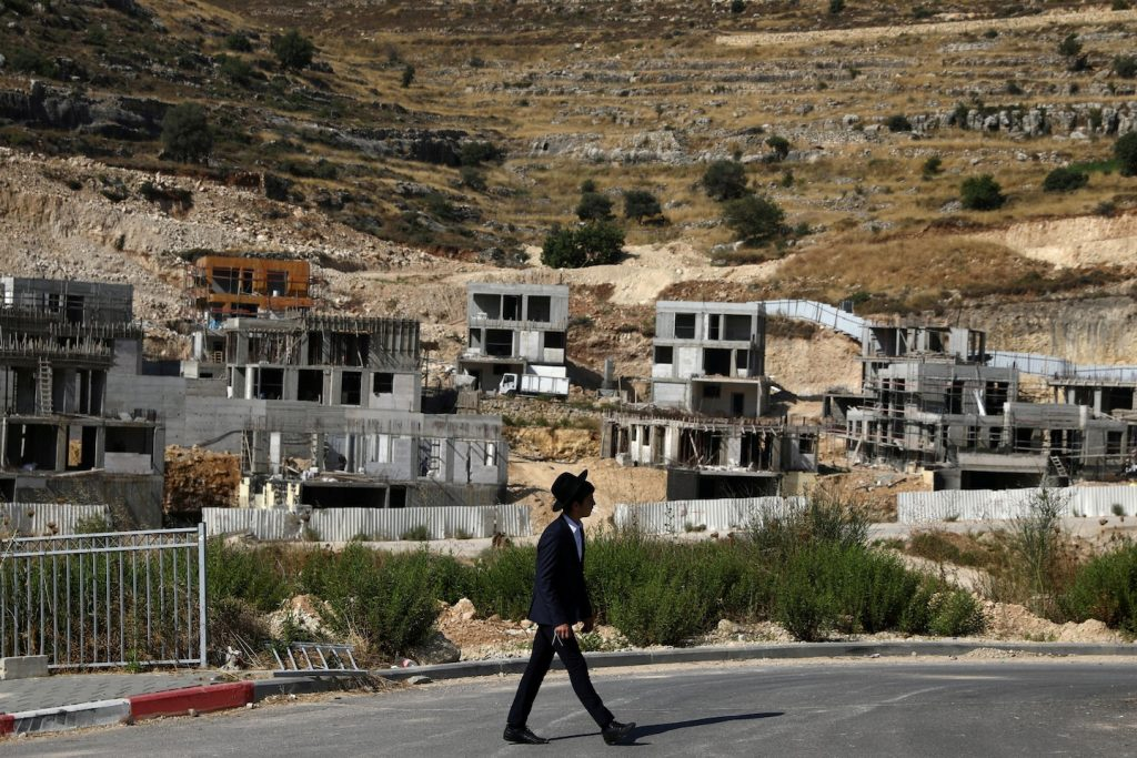 Whatever Israel decides, a one-state reality looms