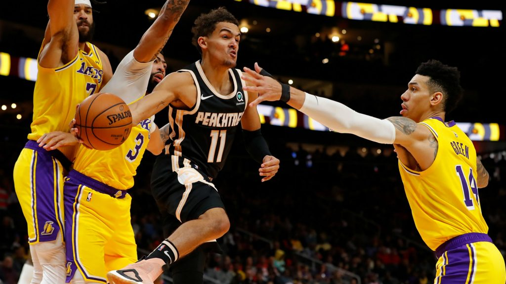Why Trae Young's switch to Klutch Sports shouldn't fuel more silly Lakers rumors