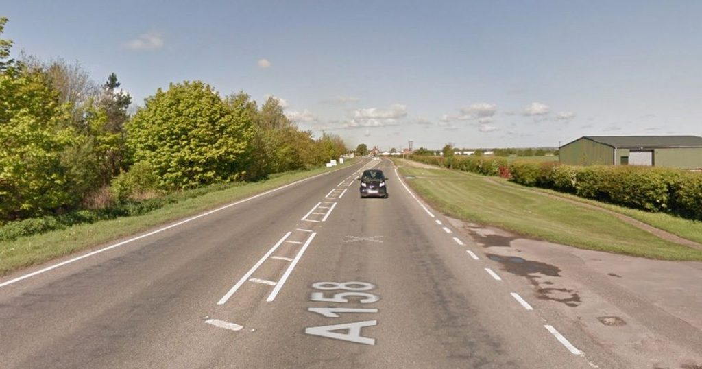 Woman in 20s dies after being hit by car as man left with life-changing injuries
