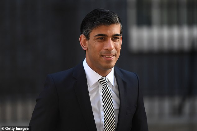 More than 72,000 eateries have signed up to the scheme, according to Chancellor Rishi Sunak