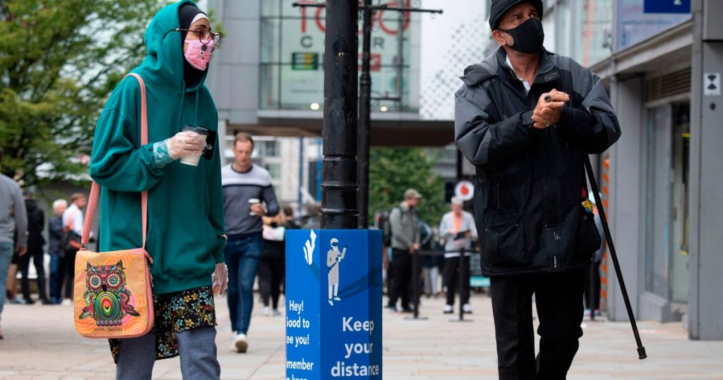 'Young people are the big thing' - what's really happening with Manchester's Covid infection rate