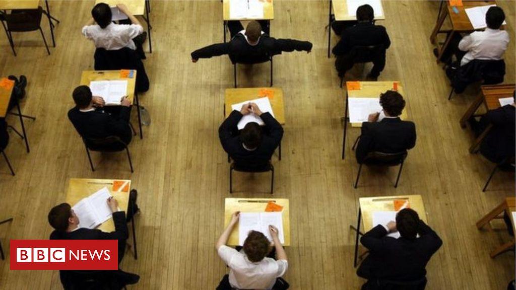Coronavirus: 'No change' to stance on awarding exam grades, CCEA says