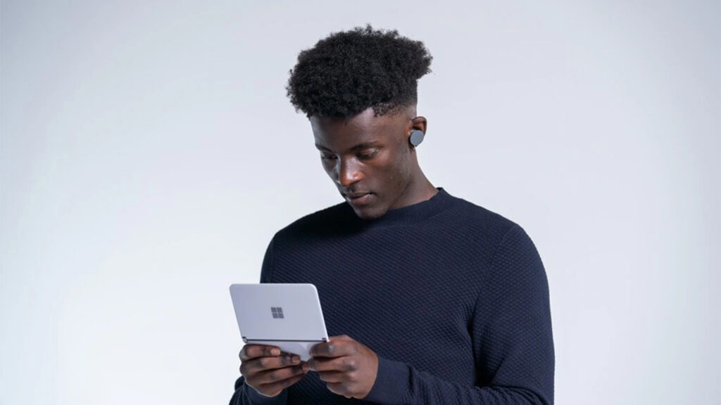 Microsoft launches Surface Duo in the U.S., no Canadian details yet