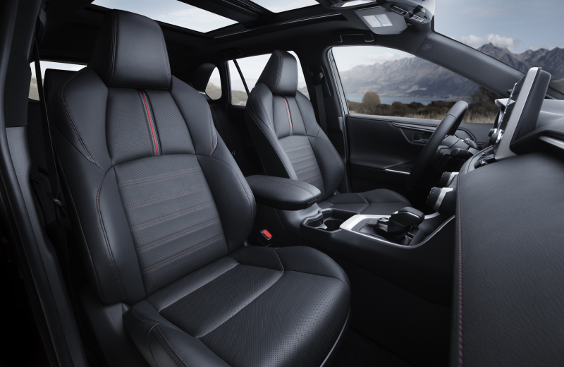 The 2021 Toyota RAV4 Prime