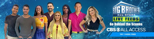 Big Brother 22 on All Access