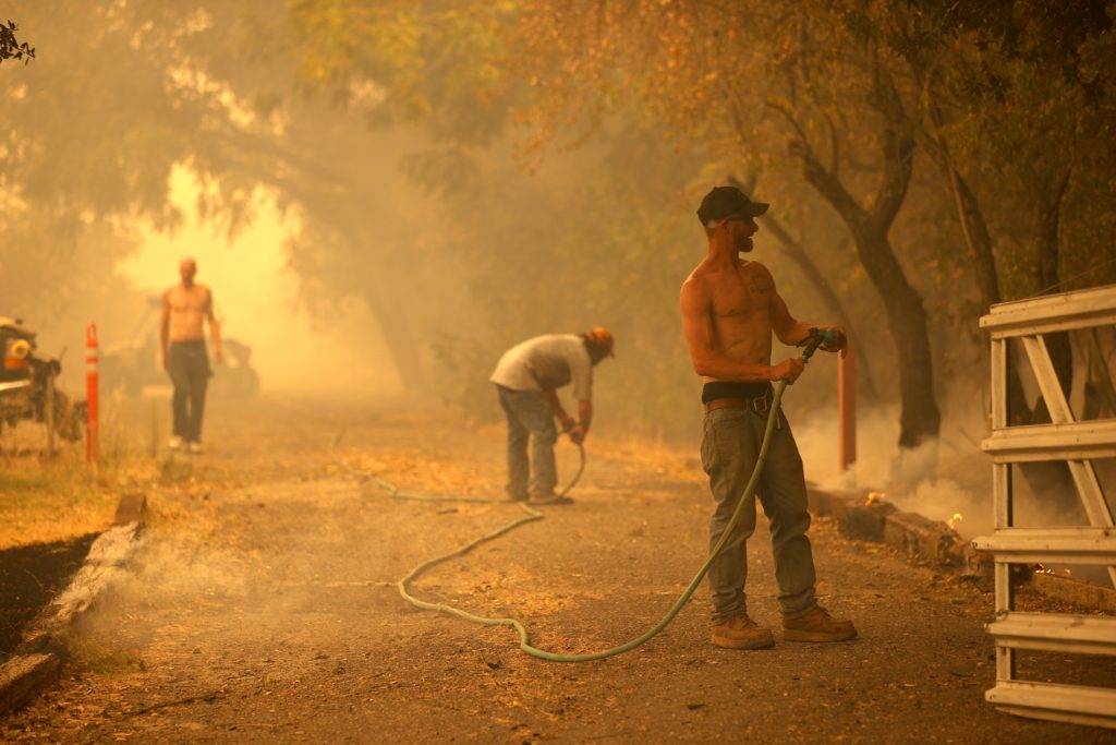 154 Homes Destroyed And 62,000 Acres Burned In Solano County – CBS Sacramento