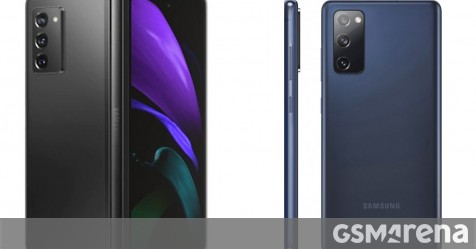 Benchmarked with Samsung Galaxy Zfold 2 and S20FE Snapdragon 865