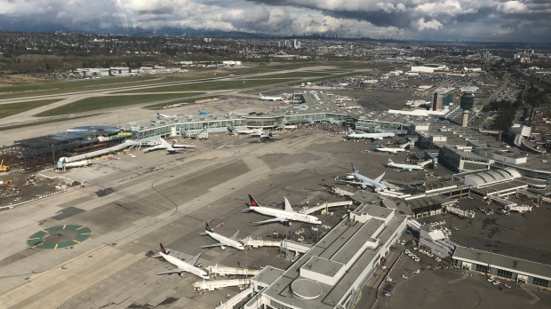 4 more Vancouver flights added to COVID-19 exposure list