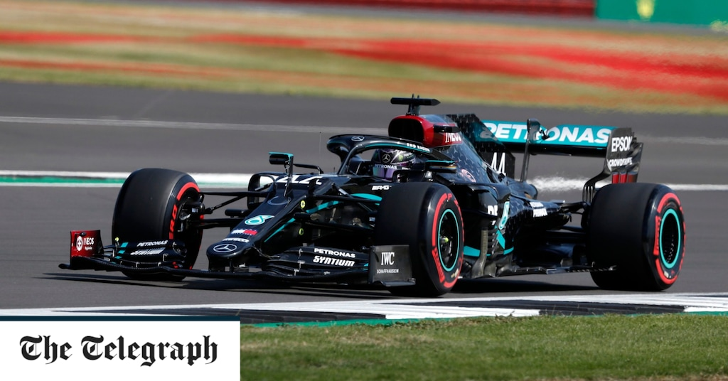 70th Anniversary Grand Prix 2020 qualifying live: latest updates from Silverstone