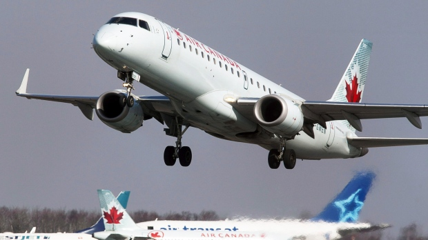Another group of international flights land in Canada with COVID-19 patients