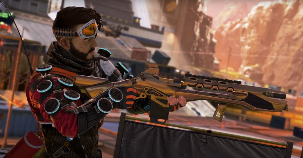 Apex Legends season 6 gameplay trailer shows off Rampart and new map changes