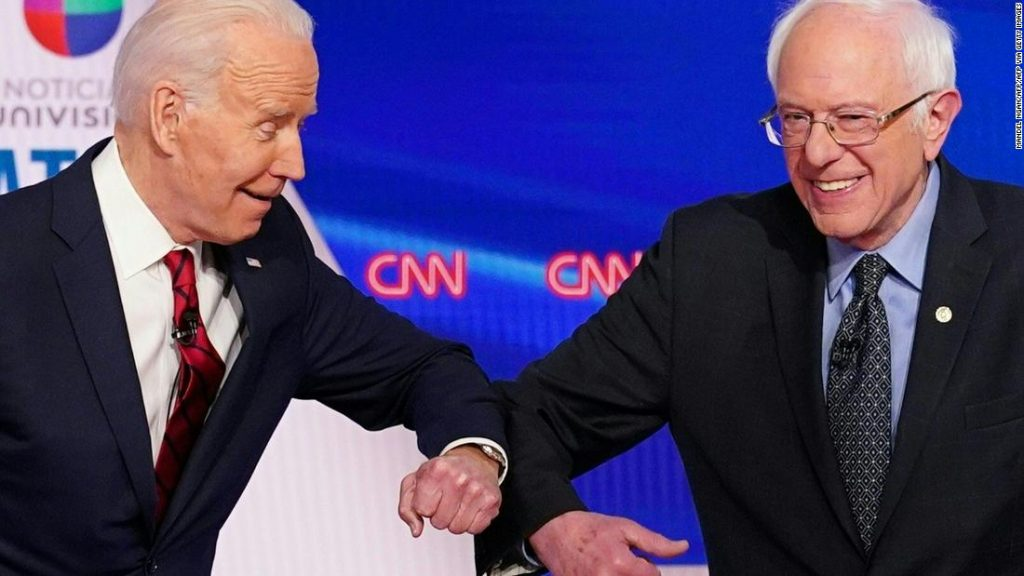 Bernie Sanders promised to go all in for Biden. Here's what that looks like