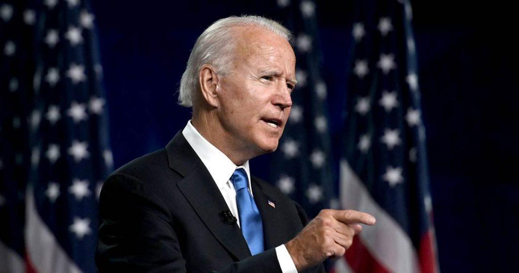Biden, Democrats focus their RNC counterattack on Trump's 'failed' COVID-19 response