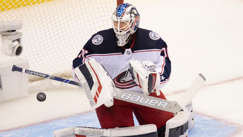 Blue Jackets' Korpisalo chooses great time for hottest run of career