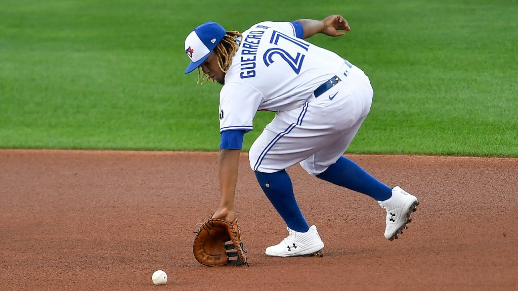 Blue Jays' Guerrero Jr. offers options to lineup strained in loss to Red Sox
