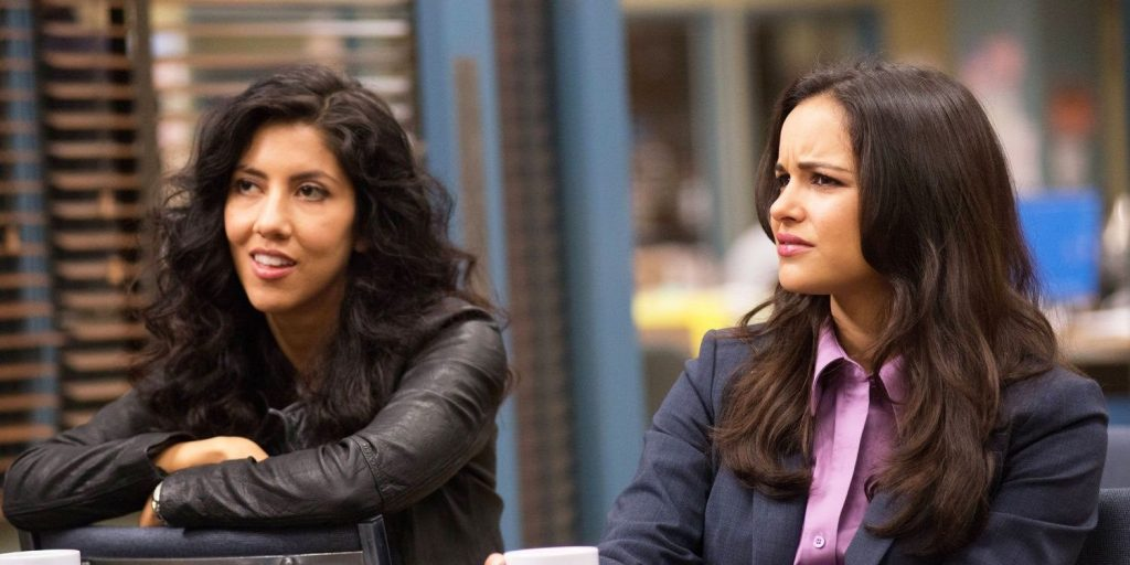 Brooklyn Nine-Nine Star Politely Shreds Canadian Version for Casting Latina Characters With White Actors