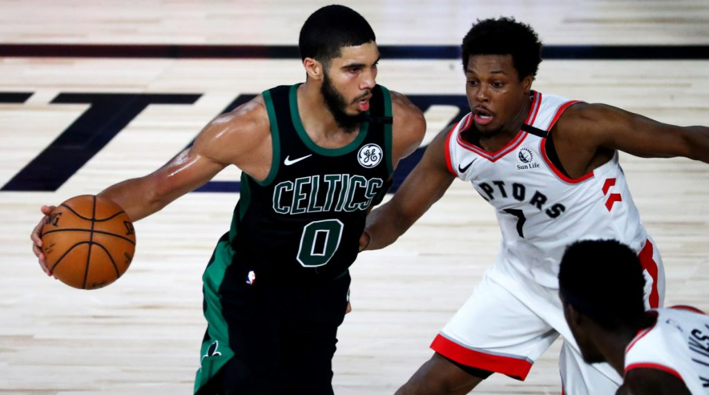 Celtics beat Raptors: Three thoughts from Game 1 in NBA bubble