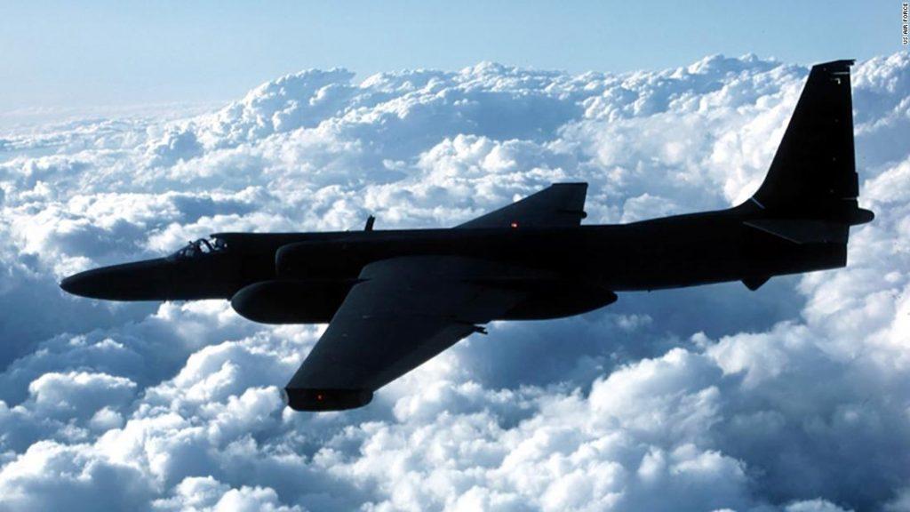 China says US U-2 spy plane disrupted its military exercises