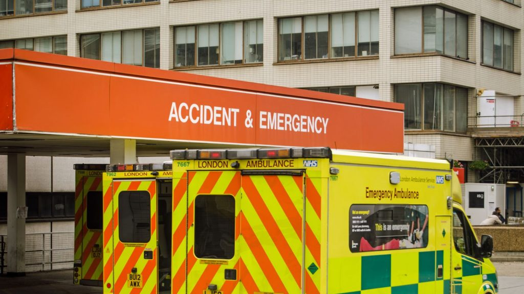 Just over 2m patients attended A&E during the month