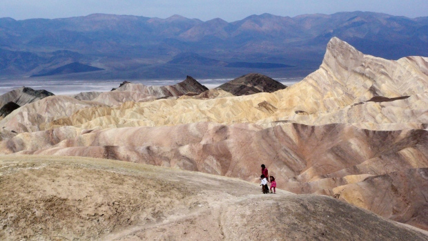 Death Valley may have just recorded the hottest temperature on Earth since 1913