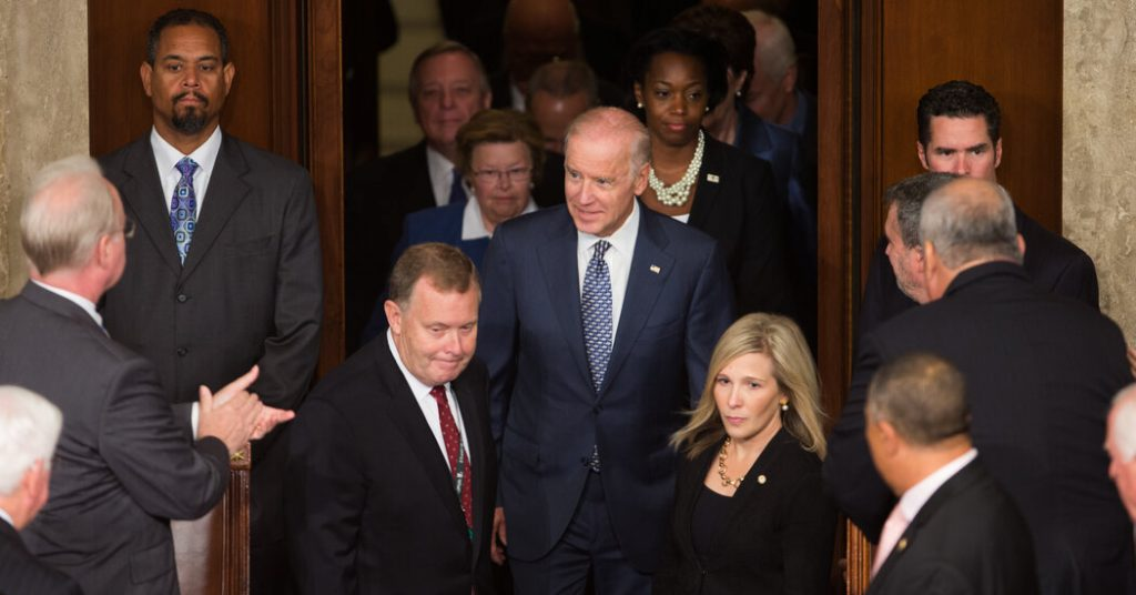 Democrats Have Their Doubts About Biden's Bipartisan Bonhomie