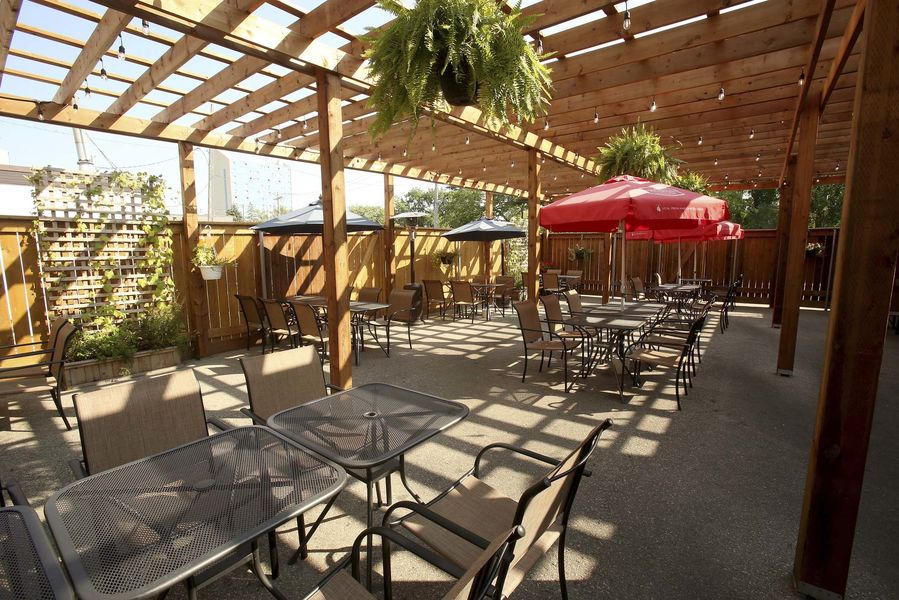 Eatery steamed after city closes patio