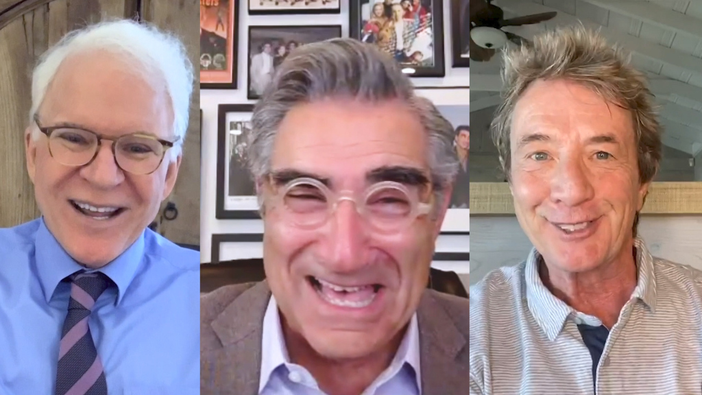 Eugene Levy Surprise Lifetime Achievement (Watch)