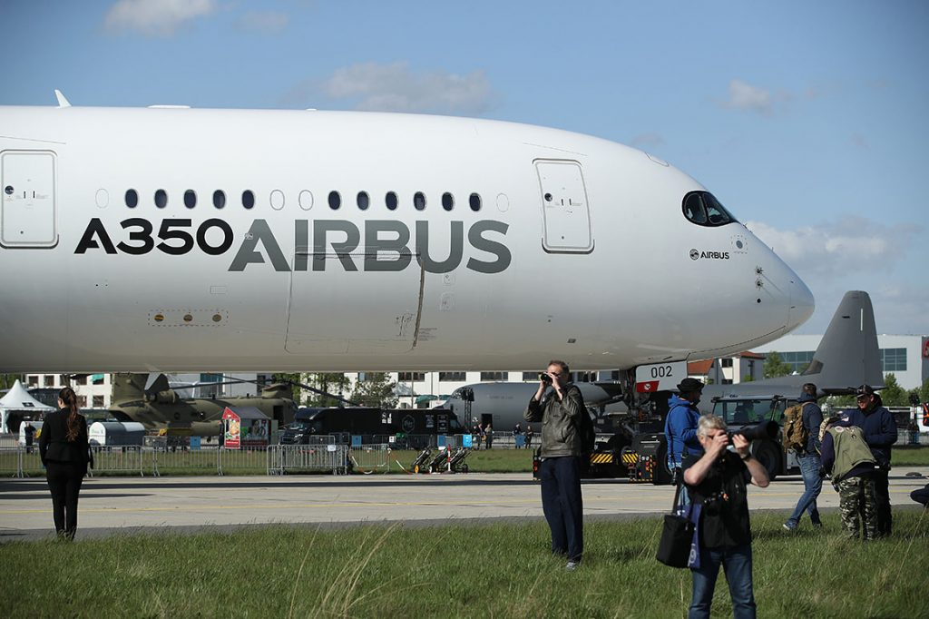 Europe has mixed reactions to updated U.S. tariffs over Airbus