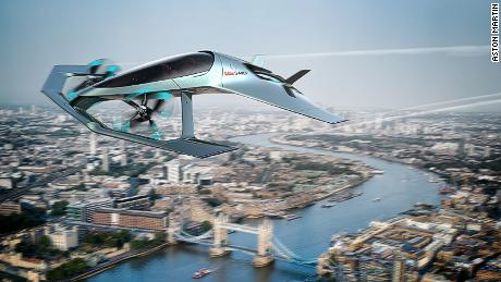 What's more fancy than a Porsche? A flying Porsche. Luxury automakers race to perfect the flying car