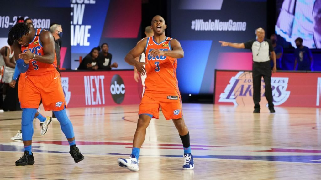 After shouldering blame for 2-0 hole, Chris Paul comes through in clutch for Thunder